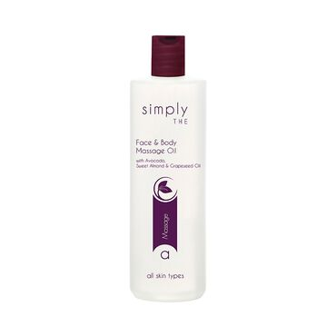 Simply The Face and Body Massage Oil 490ml