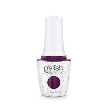 Gelish Soak Off Gel Polish Little Miss Nutcracker Collection - Plum-thing Magical 15ml