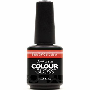 Artistic Colour Gloss Soak Off Gel Polish - Snapdragon 15ml