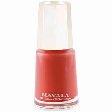Mavala Nail Colour - Waikiki Orange 5ml
