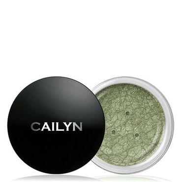 Cailyn Mineral Eye Shadow Powder Army Look