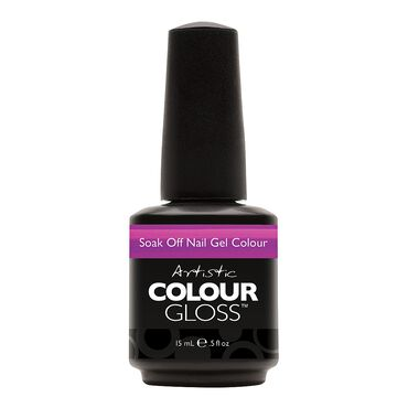Artistic Colour Gloss Soak Off Gel Polish Primal Obsessions - Hear Me Roar 15ml