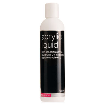 Salon Services Acrylic Liquid 240ml