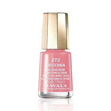 Mavala Mini Nail Polish 5ml - Begonia