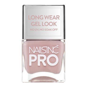 Nails Inc Pro Gel Effect Polish 14ml Spring Collection - Royal Exchange