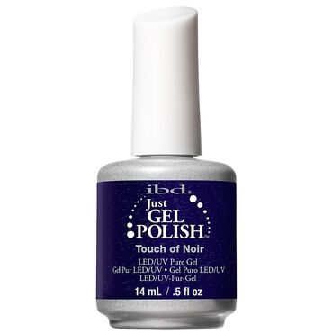 IBD Just Gel Polish - Touch of Noir 14ml