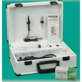 Carlton Professional CC2345/E Portable Epilation Machine