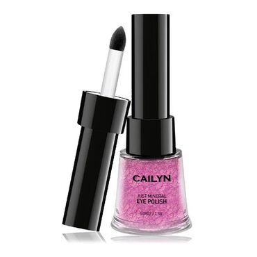 Cailyn Just Mineral Eye Polish Creme De Violet