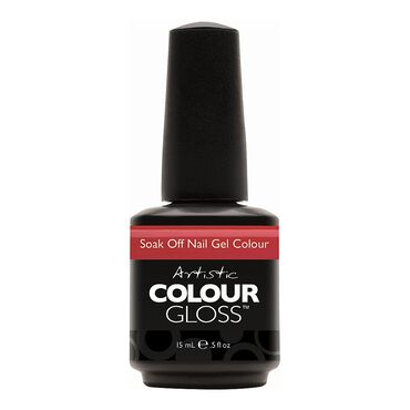 Artistic Colour Gloss Soak Off Gel Polish Primal Obsessions - Forbidden Fruit 15ml
