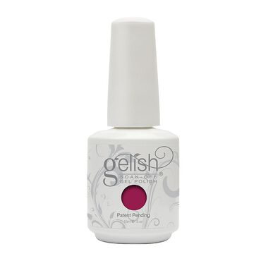Gelish Soak Off Gel Polish - Black Cherry Berry 15ml