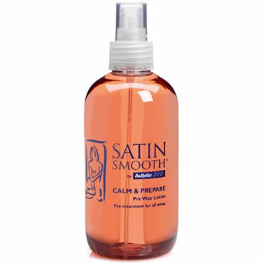 Satin Smooth Calm and Prepare Pre Wax Lotion 250ml