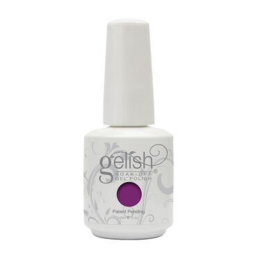 Gelish Soak Off Gel Polish - Plum and Done 15ml