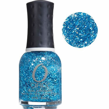 Orly Flash Glam FX Nail Lacquer - Sparkled Soaked 18ml