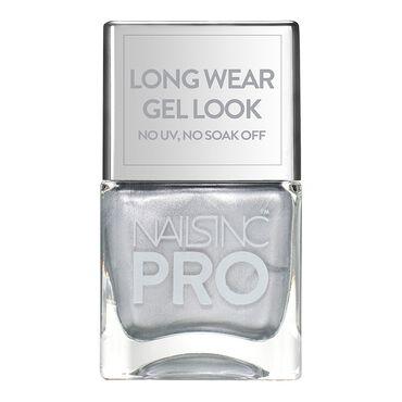 Nails Inc Pro Gel Effect Polish 14ml Spring Collection - South Kensington