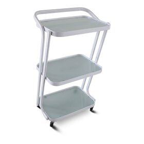 Salon Services Three Tier Beauty Trolley