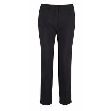 Alexandra Women's Slim Leg Trouser - Black