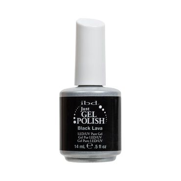IBD Just Gel Polish - Black Lava 14ml