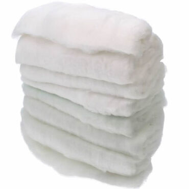 Beauty Express Cotton Wool Pleat 500g