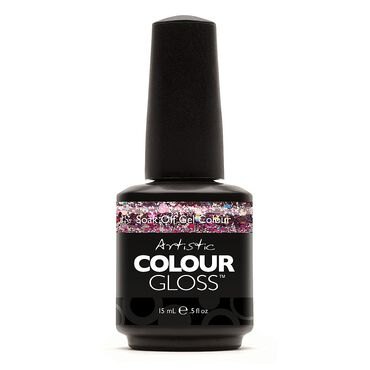 Artistic Colour Gloss Soak Off Gel Polish - Anticipation 15ml