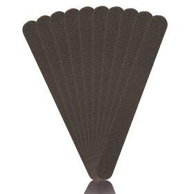 Salon Services Nail File Black 240 Grit 12pk