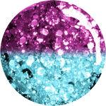 Gellux Colour Change Gel Polish Summer 2016 Chameleon Collection - Indigo-Sky Glitter 15ml
