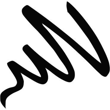 Star Nails Nail Art Pen - Black
