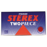 Sterex Stainless Two Piece Electrolysis Needles F2S Short