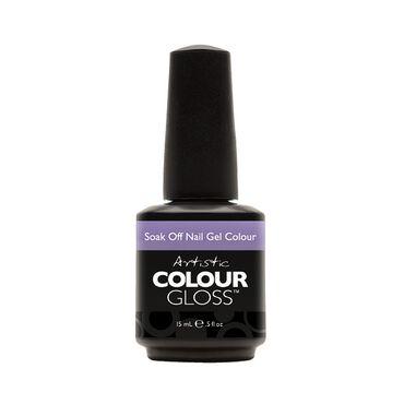 Artistic Colour Gloss Soak Off Gel Polish - Rhythm 15ml