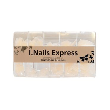 I.Nails Express Long Square Tips