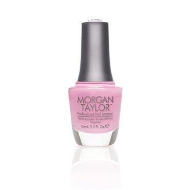Morgan Taylor Nail Lacquer - Make Me Blush 15ml