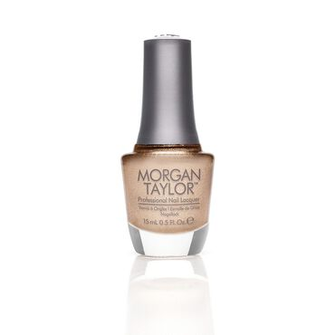 Morgan Taylor Nail Lacquer - Bronzed & Beautiful 15ml