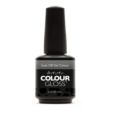 Artistic Colour Gloss Soak Off Gel Polish - Confidence 15ml
