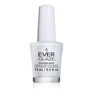 China Glaze EverGlaze Extended Wear Nail Polish - White Noise 14ml
