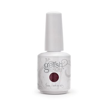 Gelish Soak Off Gel Polish Get Colourfall Collection - Berry Buttoned Up 15ml