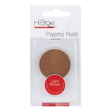 Hi Brow Powder Palette Refill Light Brown