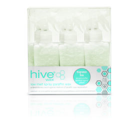 Hive of Beauty Paraffin Cartridge White Pack of Six