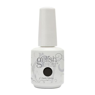 Gelish Soak Off Gel Polish - Black Shadow 15ml