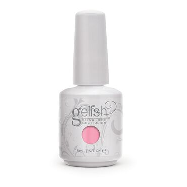 Gelish Soak Off Gel Polish Hello Pretty Collection - Look At You, Pink-Achu 15ml
