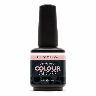 Artistic Colour Gloss Soak Off Gel Polish - Lovely 15ml