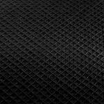 Beauty Express Waffle Robe Black Extra Large