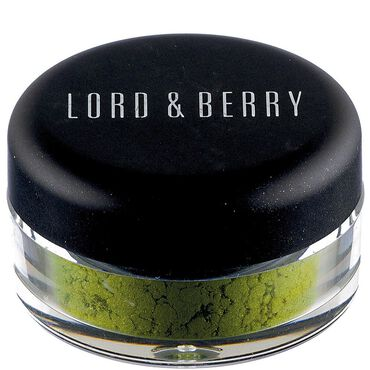 Lord & Berry Stardust Eye Shadow - Gold Green