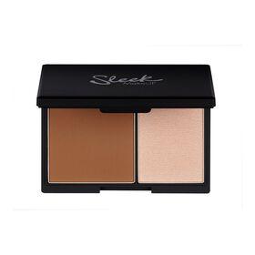 Sleek MakeUP Face Contour Kit - Light