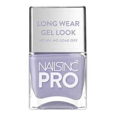 Nails Inc Pro Gel Effect Polish 14ml Spring Collection - Earls Court Mews