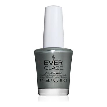 China Glaze EverGlaze Extended Wear Nail Polish - Make the Moss of It 14ml
