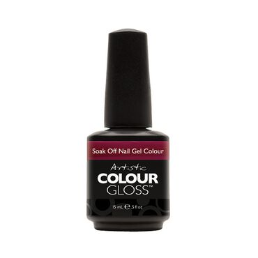 Artistic Colour Gloss Soak Off Gel Polish - Style 15ml