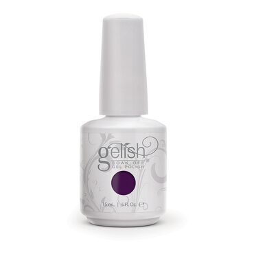 Gelish Soak Off Gel Polish Urban Cowgirl Collection - Plum Tuckered Out 15ml