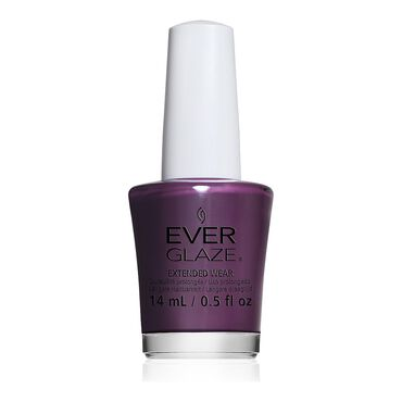 China Glaze EverGlaze Extended Wear Nail Polish - Fig-ure it Out 14ml