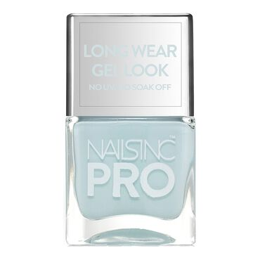 Nails Inc Pro Gel Effect Polish 14ml Spring Collection - Imperial Mews