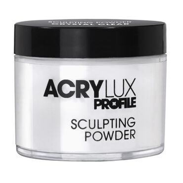 Salon System Acrylux Sculpting Powder Crystal Clear 45g