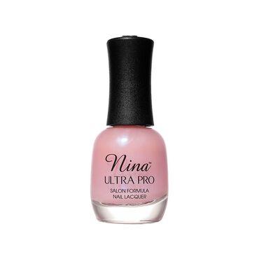 Nina Ultra Pro Nail Polish - Pink Frost 14ml